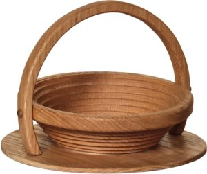 Collapsible Round Basket