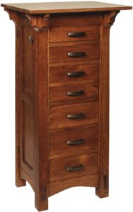 Manitoba Jewelry Armoire