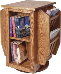 Mag About with Book Shelf