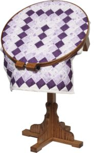 Quilting Hoop with Swivel