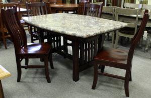 Berkley Table Set Ready for Pick Up