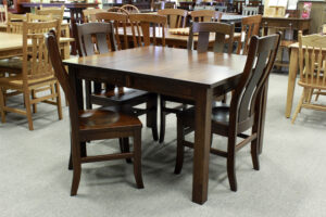 Granny Mission Dining Set Ready for Pick Up