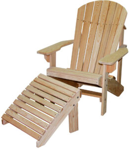 Cypress Adirondack Chair