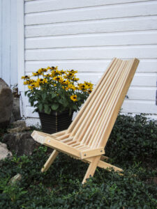 Cypress Cricket Chair