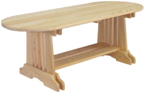 Cypress Patio Coffee Table