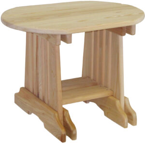 Cypress Patio End Table