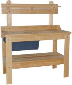 Cypress Potting Table