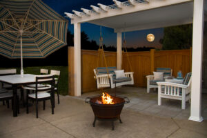 Days End Patio Set