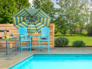 Cypress Poolside Patio Set