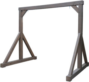 Ruff Treated Swing Frame