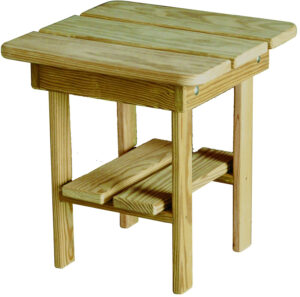 Treated Pine End Table