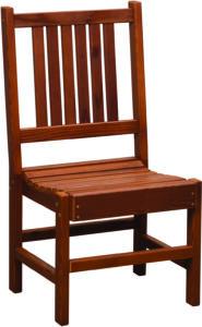 Cedar Patio Side Chair