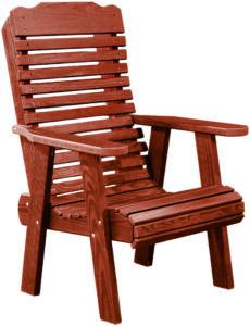 Contoured Arm Chair