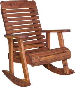 Contoured Rocker Chair