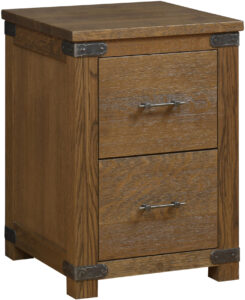 Georgetown Two Drawer File Cabinet