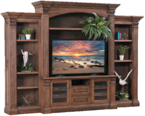 Montereau Entertainment Center