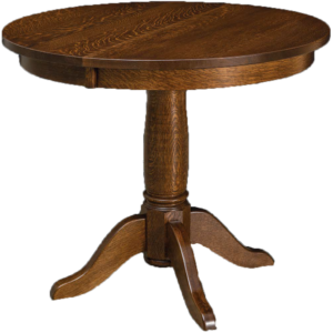 Addison Pedestal Dining Table