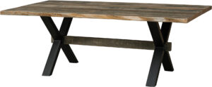El Dorado Trestle Dining Table
