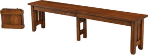 Galena Dining Bench
