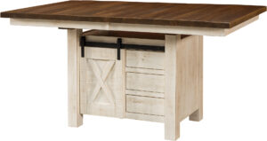 Tulsa Cabinet Dining Table
