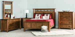 Fenwood Bedroom Setting
