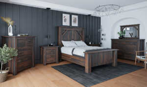 Portland Bedroom Setting