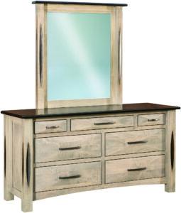 Ravena 7-Drawer Dresser