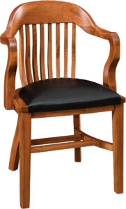 Courthouse-Style Chair
