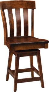 Raleigh Swivel Seat Barstool
