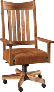 Conner Wheeled Desk Chair
