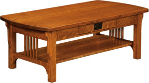 Craftsman Collection Mission Coffee Table