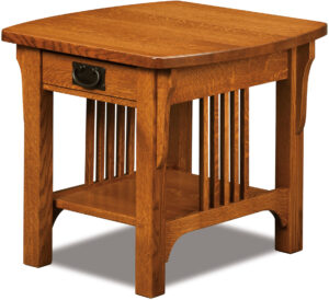Craftsman Collection Mission End Table