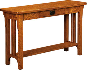 Craftsman Collection Mission Sofa Table