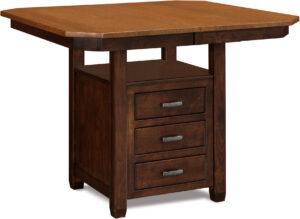 Kenwood Pub Cabinet Table