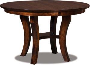 Madison Pedestal Table