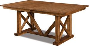 Watkins Trestle Table