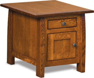 Henderson Enclosed End Table
