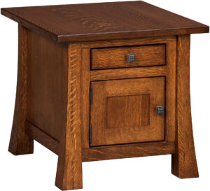 Lakewood Enclosed End Table
