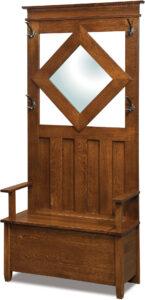 Leslin Hall Seat