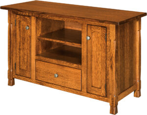 Rock Island TV Cabinet