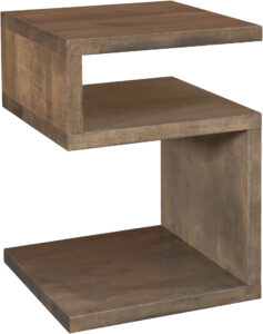 S-End Table