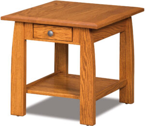 Woodbury End Table