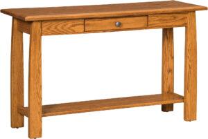 Woodbury Sofa Table
