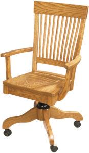 Dillard-Style Desk Chair