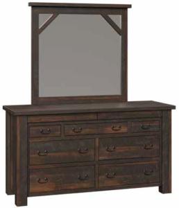 Portland 7-Drawer Dresser
