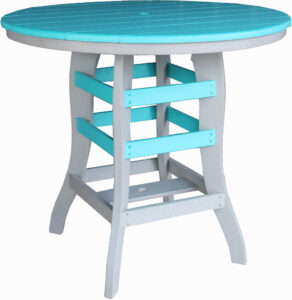 48' Polywood Round Pub Table