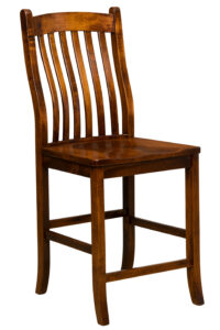 Arts and Crafts Mission Bar Chair