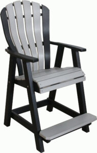 Bentback Counter or Pub Chair