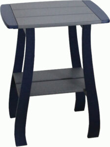 Polywood Counter End Table
