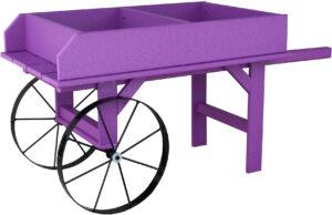 Medium Polywood Flowering Cart